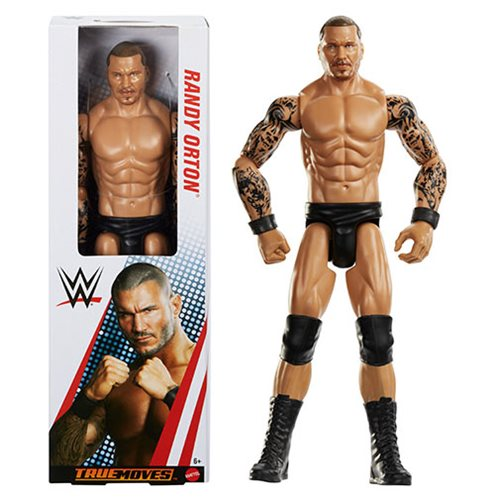 Wwe Randy Orton 12 Inch Action Figure Entertainment Earth