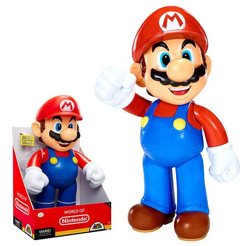 Nintendo Super Mario Big Figure 20 Inch Action Figure