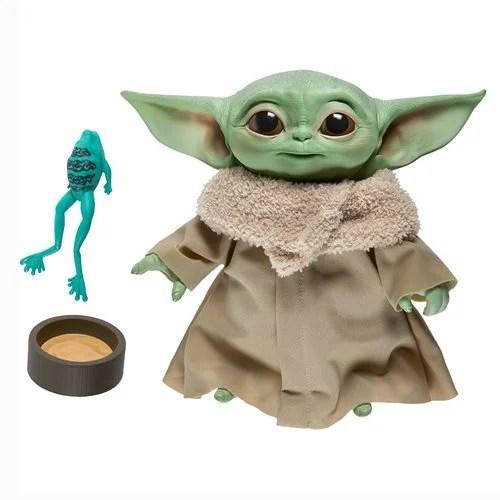 Star Wars The Mandalorian The Child Electronic Plush Toy