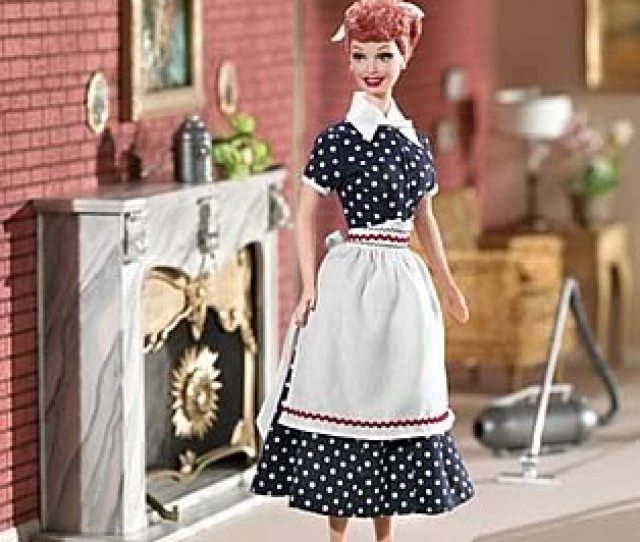 I Love Lucy Doll Sales Resistance