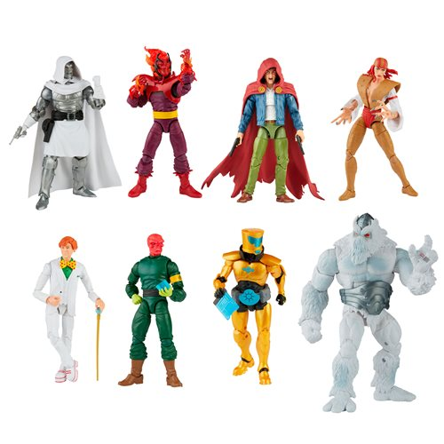 Marvel Legends Villains 6-Inch Action Figures Wave 1 Case