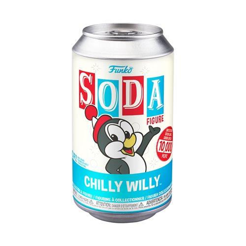 Chilly Willy Soda Vinyl Figure