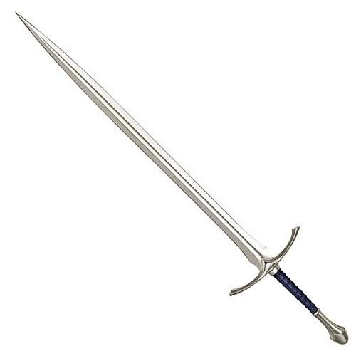 Gandalf Glamdring Sword Blueprint