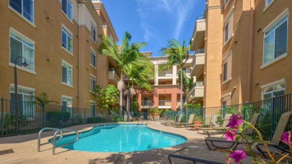 Marina del rey apartments