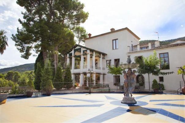 Hotel Rural Masia La Mota Alcoy