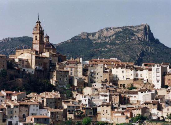 Vista de Chelva - escapadarural.com