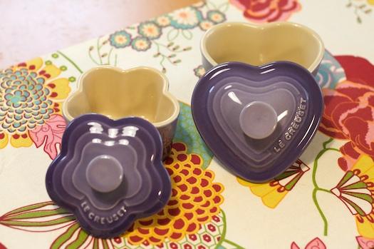 Lavender Le Creuset