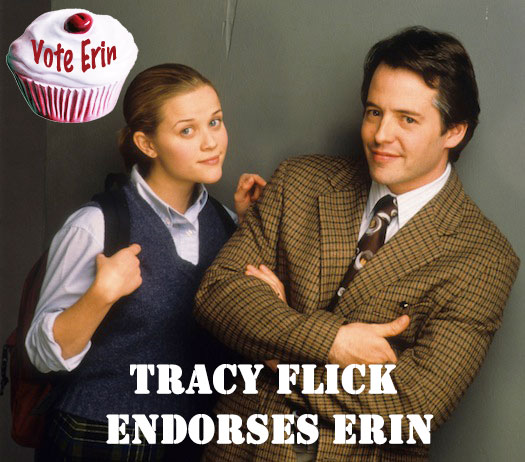 Vote for Erin!
