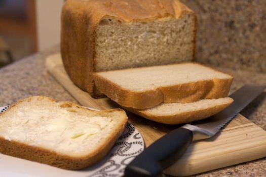I Love My Bread Machine