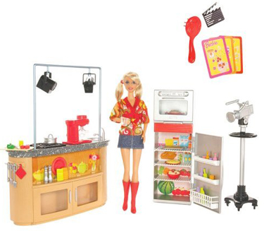 The Erin Cooks Barbie