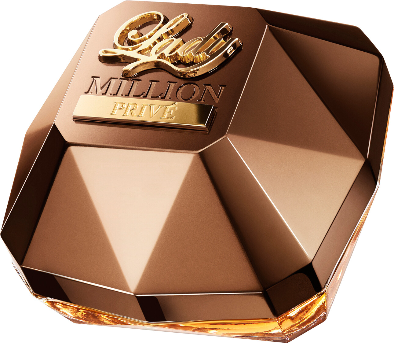 Image result for paco rabanne lady million prive