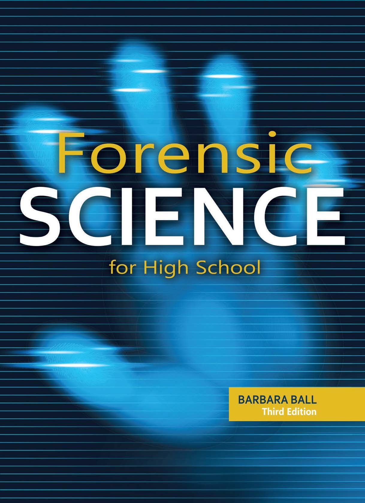 Forensic Science For High School Student 1 Year Online License