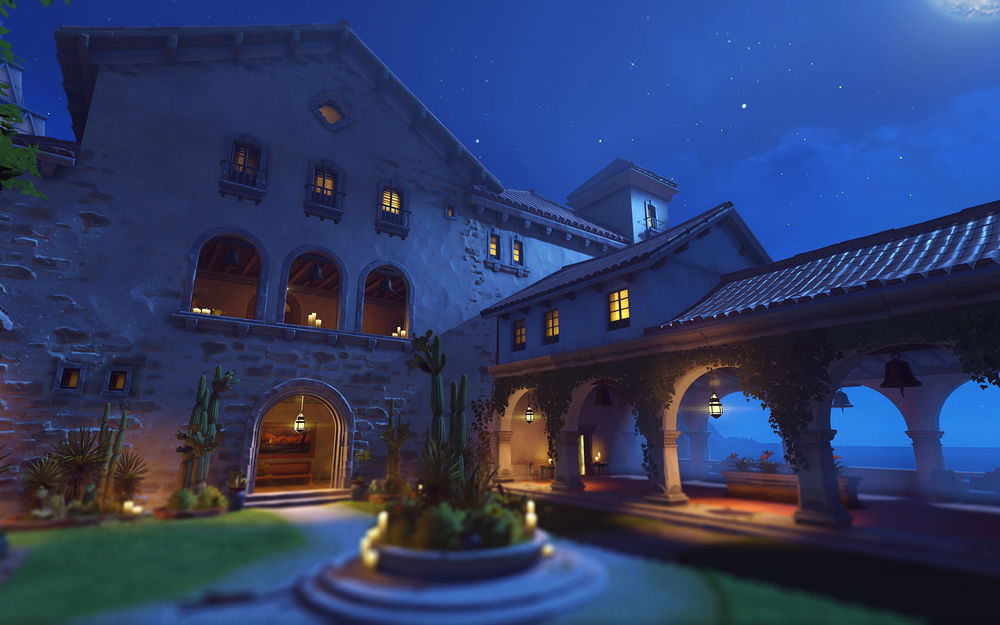 The Maps Of Overwatch Part 1 Payload Esports Edition