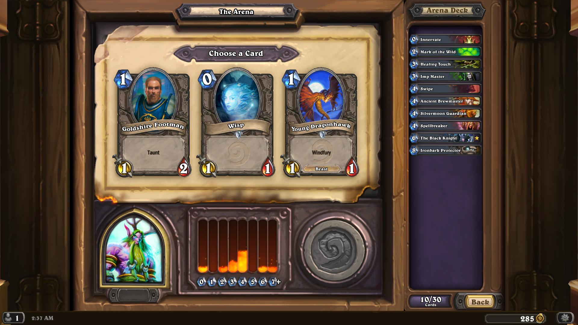 Top 5 Card Picks For Arena Esports Edition
