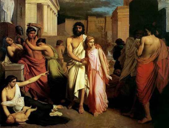 Image result for sophocles oedipus