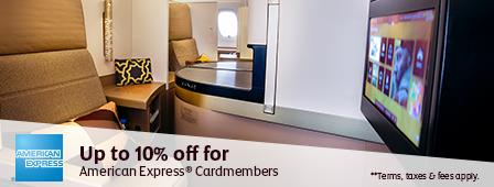 Etihad American Express Offer