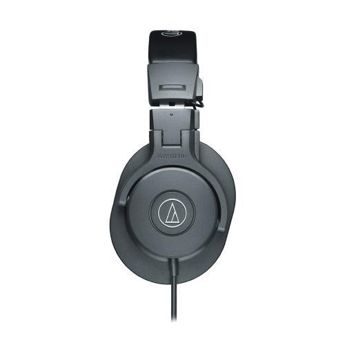 鐵三角 ATH-M30xMG 消光限量版 專業監聽耳罩式耳機 音質清晰