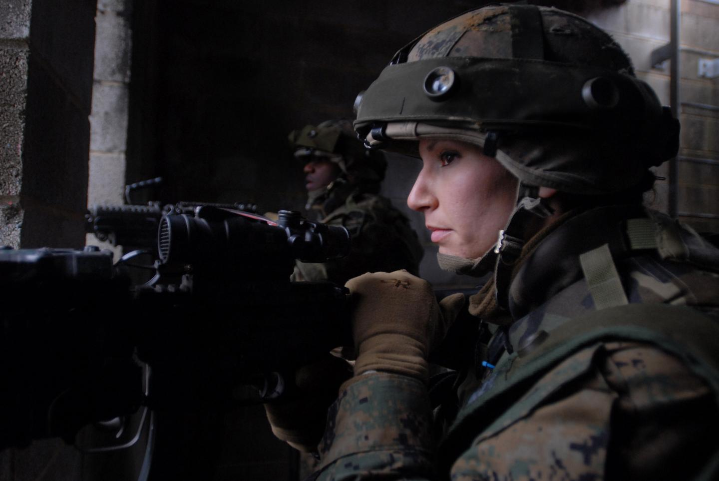 Women Warriors At No Greater Risk For Ptsd Than Men Study