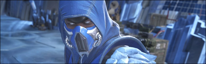 Sub Zero Now Available In Injustice 2