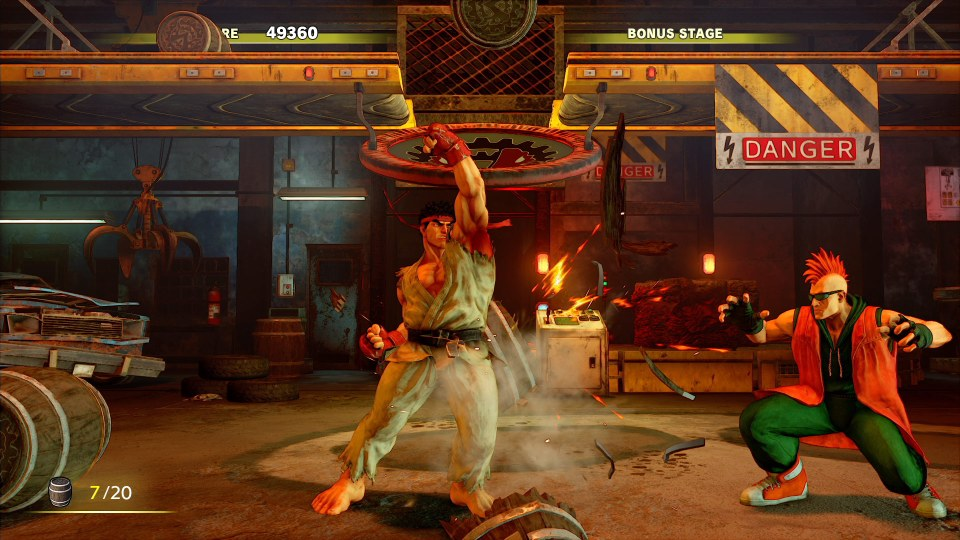 Street Fighter 5: Arcade Edition 5 out of 10 image gallery