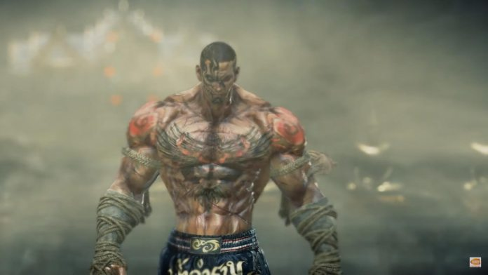 Leroy Smith Gameplay And Ganryu Trailers Unveiled For Tekken 7 Will Be Produced On December 10th Newcomer Fahkumram Also Unveiled Eventhubs Pro Angrez