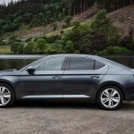 Skoda Superb Review The Best Large Family Car To Drive Evo