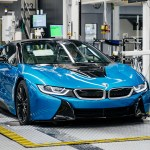 Bmw I8 Reaches The End Of Production Here Are The Final 18 Cars Evo