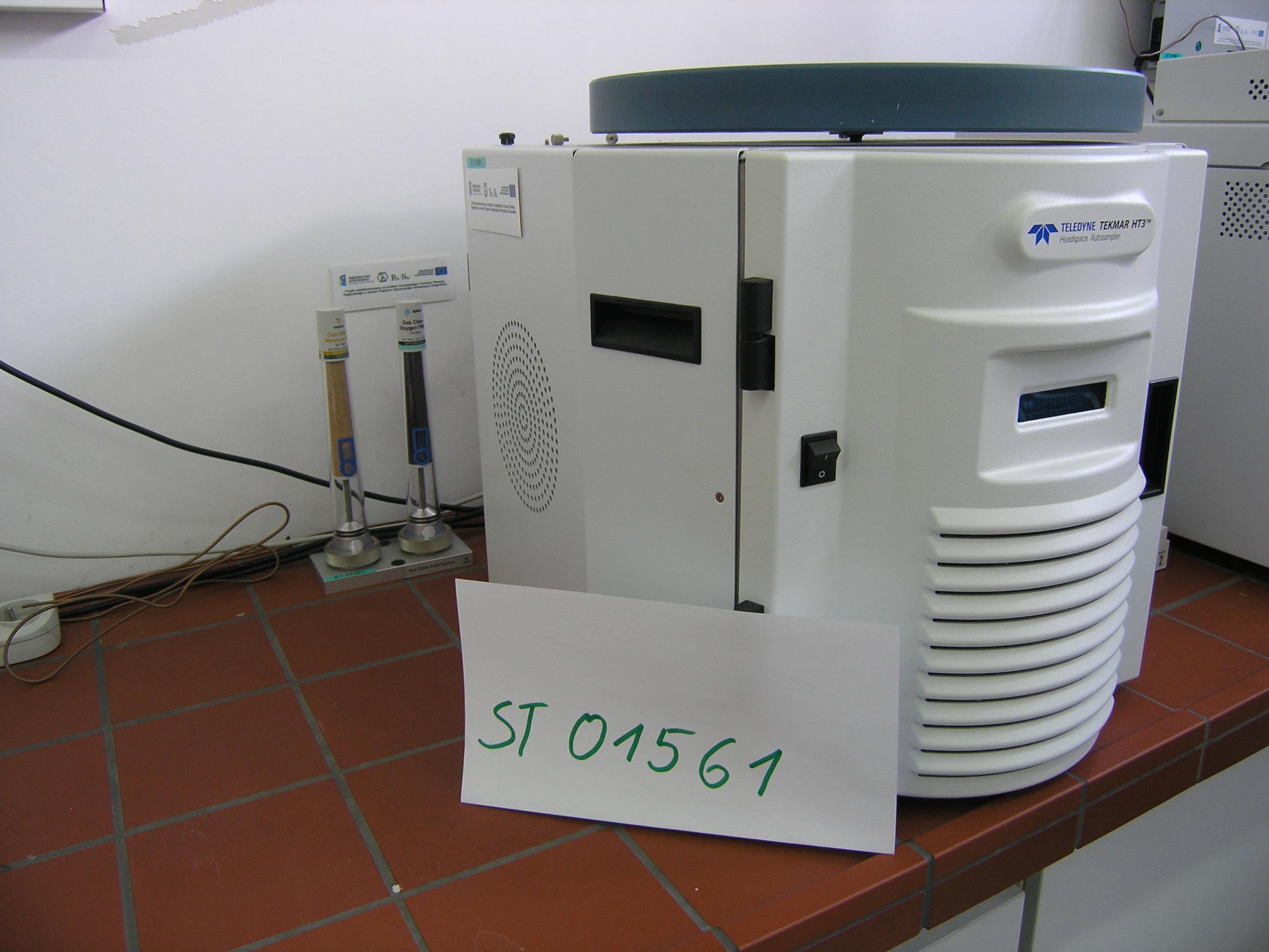 Used Gas Chromatograph Varian 430gc