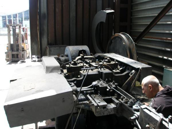 Wafios S200 Drahtstiftpresse Gebrauchte Maschinen Exapro