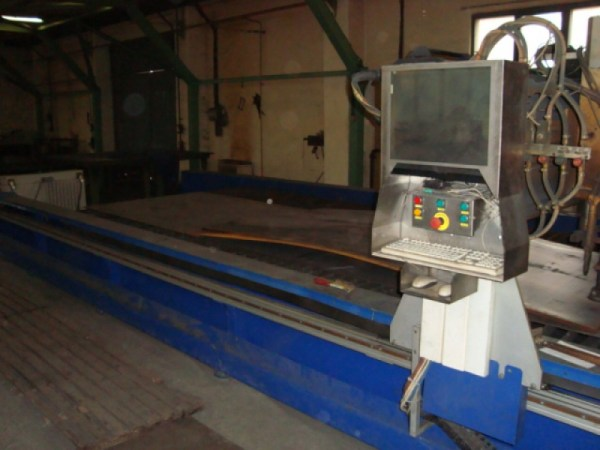 Power Control PW XYZ Cutting machine - Plasma / gas - Exapro