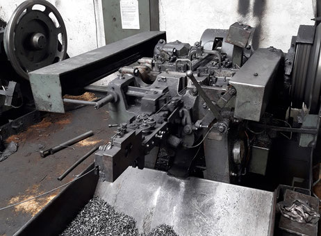 Wafios S110 Drahtstiftpresse Gebrauchte Maschinen Exapro