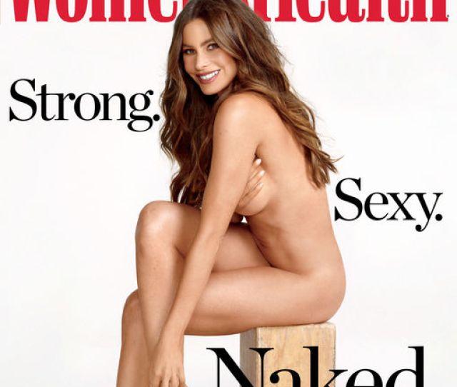 Sofia Vergara Poses Nude At 45