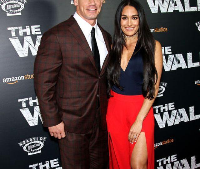 Nikki Bellas First Words On John Cena Split