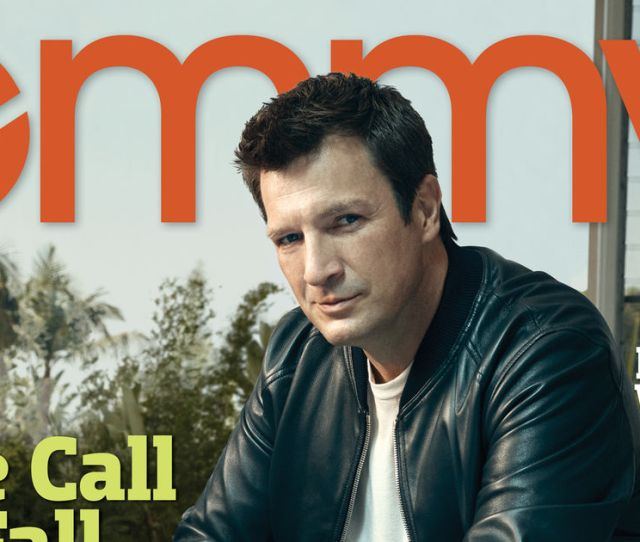 Nathan Fillion Recalls His Firefly Days Ahead Of Rookie Debut Extratv Com