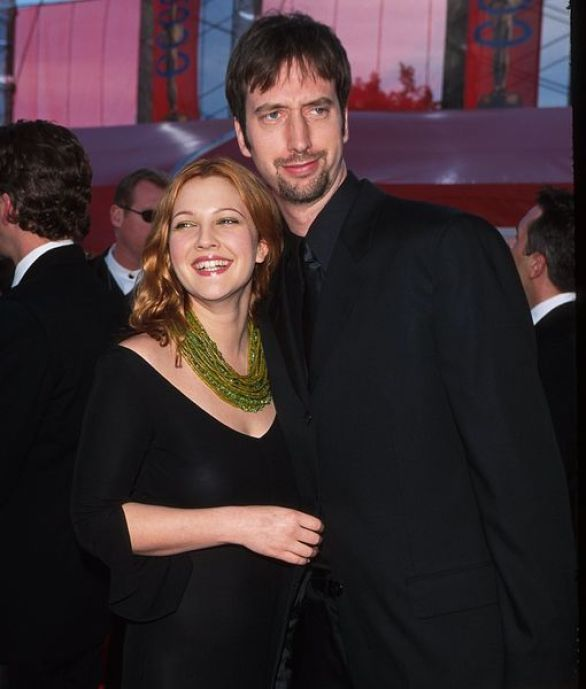 Drew Barrymore's Emotional Reunion with Ex-Husband Tom Green, Plus: They  Recall Unique First Date | ExtraTV.com