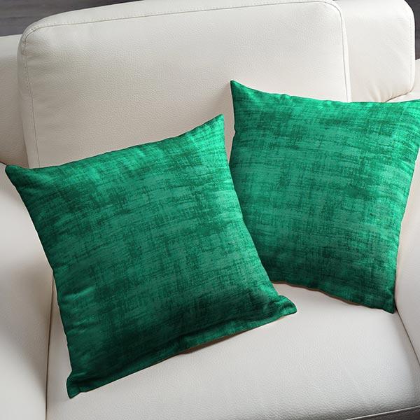 decor fabric marble look velvet dark green