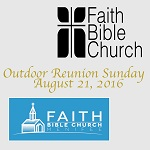 One Family Under a Mighty God (Outdoor Reunion 2016)