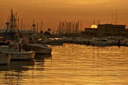 Santa Pola Port