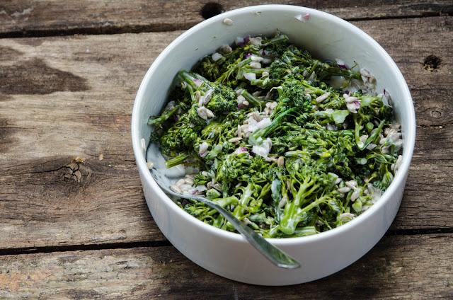 Broccolisallad