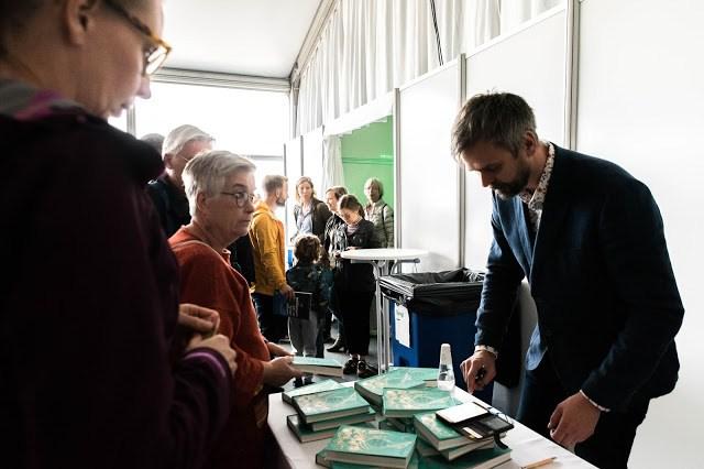 Johannes Wäterbäck föreläsning Farbror Grön