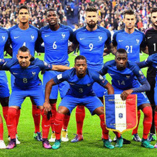 Founded in 1920 as the american professional football association, the national football league has spent the last century amassing a handful of t. Nike Extends Kit Sponsorship Of France National Football Team In Record Deal News Business 762524