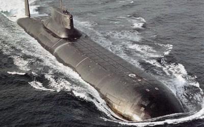 Ubåtar – Topp fem världsrekord