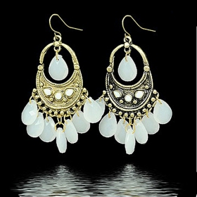 Personalized Bohemian Style Fashion Chandelier Earrings