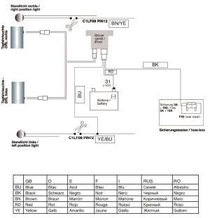1953 Ford Jubilee Wiring Diagram  Best Free Wiring Diagram
