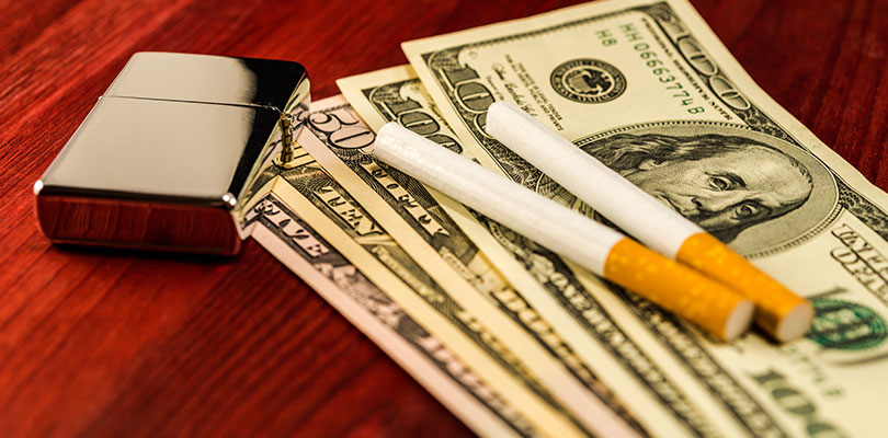 Tobacco Products Are Expensive