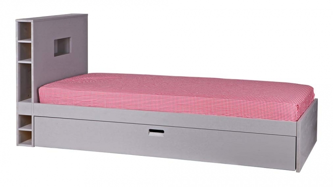 lit enfant loft tiroir lit nordic