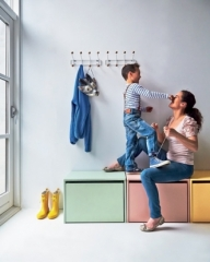 Cool Flexa Play With Banc Rangement Enfant