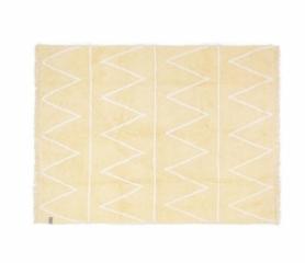 tapis jaune pour chambre enfant file