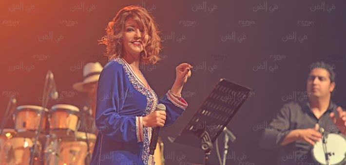 بالفيديو بعد 34 عاما سميرة سعيد تغني لشهرزاد من جديد
