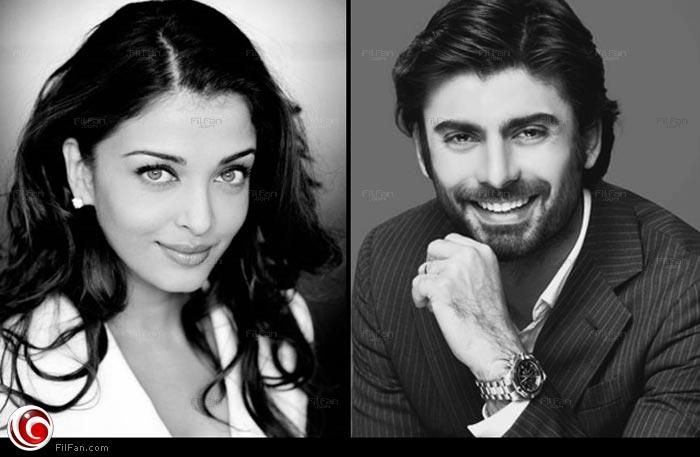 الباكستاني فؤاد خان يلتقي الهندية آيشواريا راي في فيلم